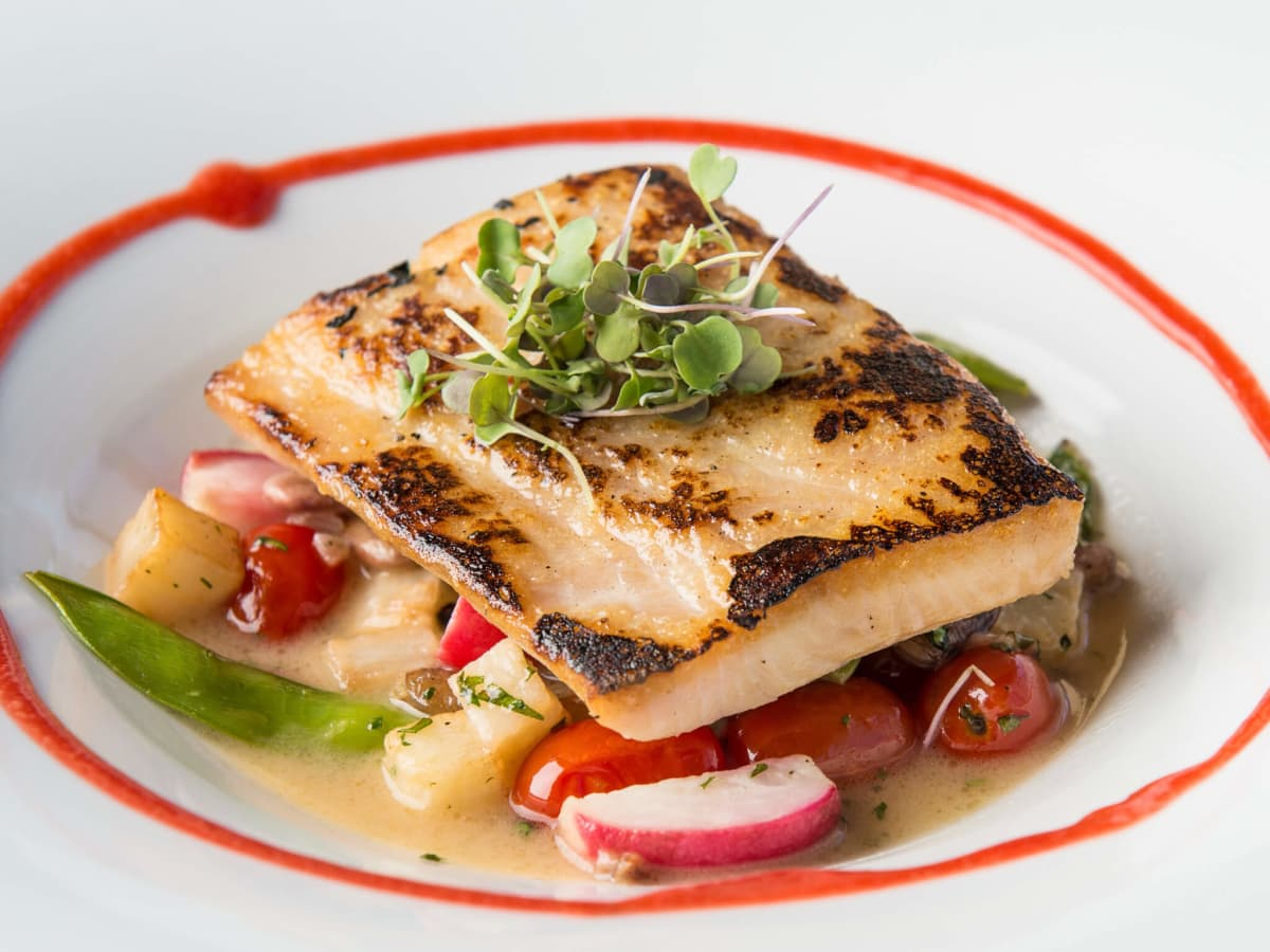 Dining out for Life Durham house mahi