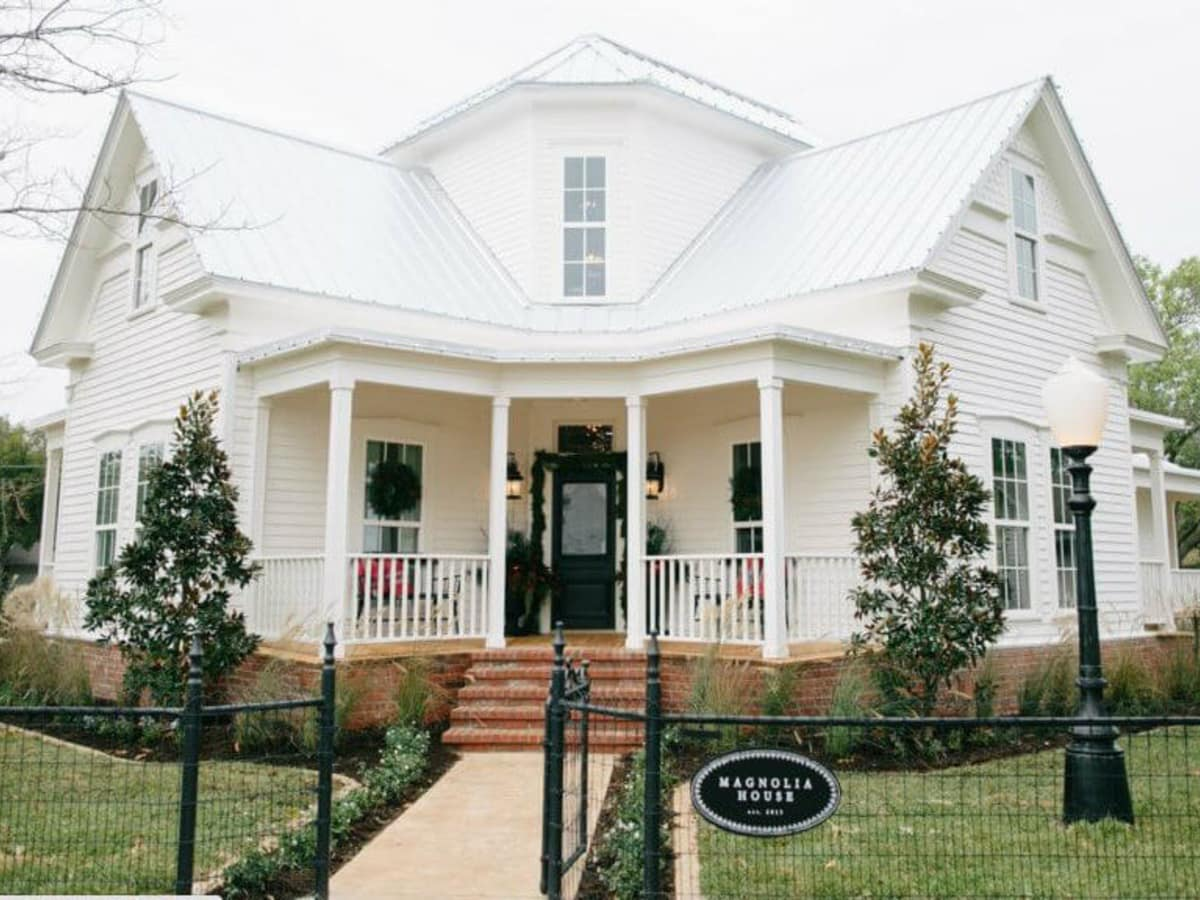Magnolia House in McGregor