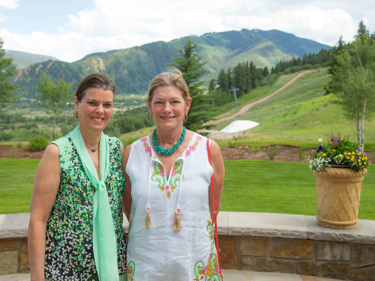 Houston Methodist in Aspen, July 2016, Eliza Duncan, Allison Jensen
