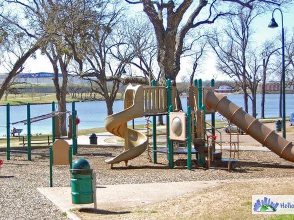 Bachman Lake playground