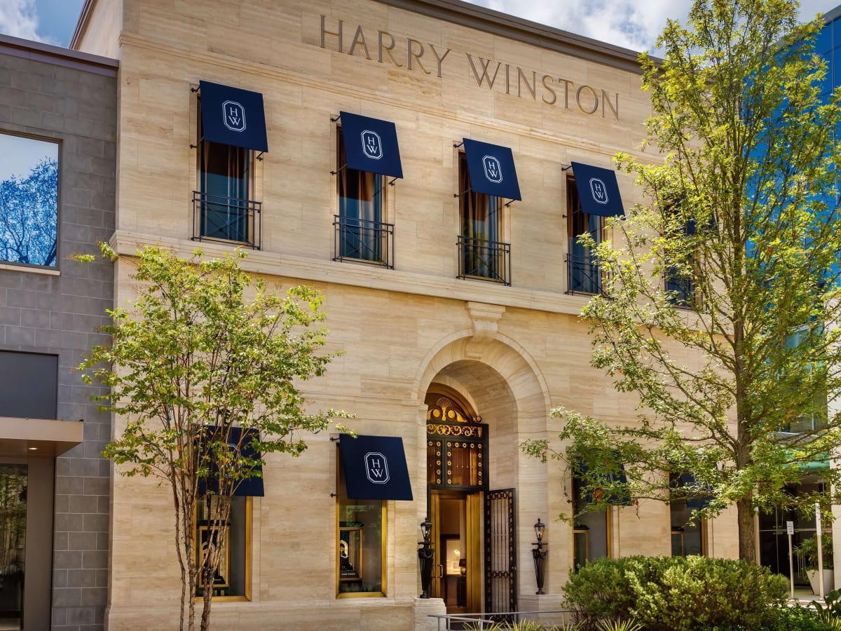 Harry Winston Houston July 2016
