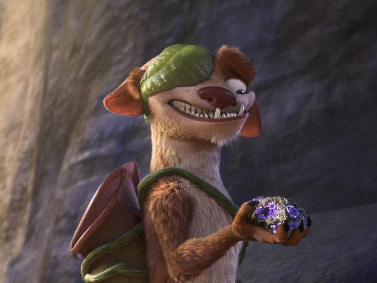 Buck in Ice Age: Collision Course