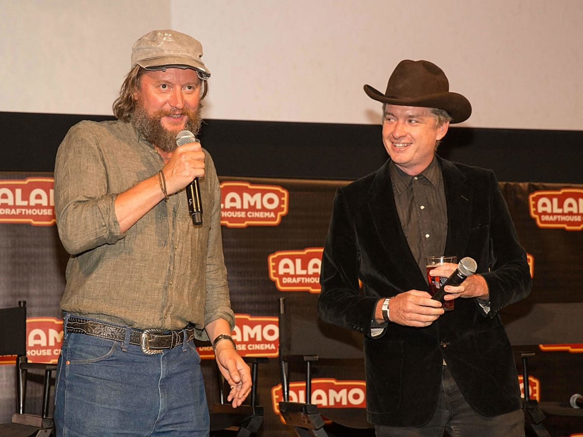Hell or High Water Austin premiere Alamo Drafthouse David Mackenzie director Tim League