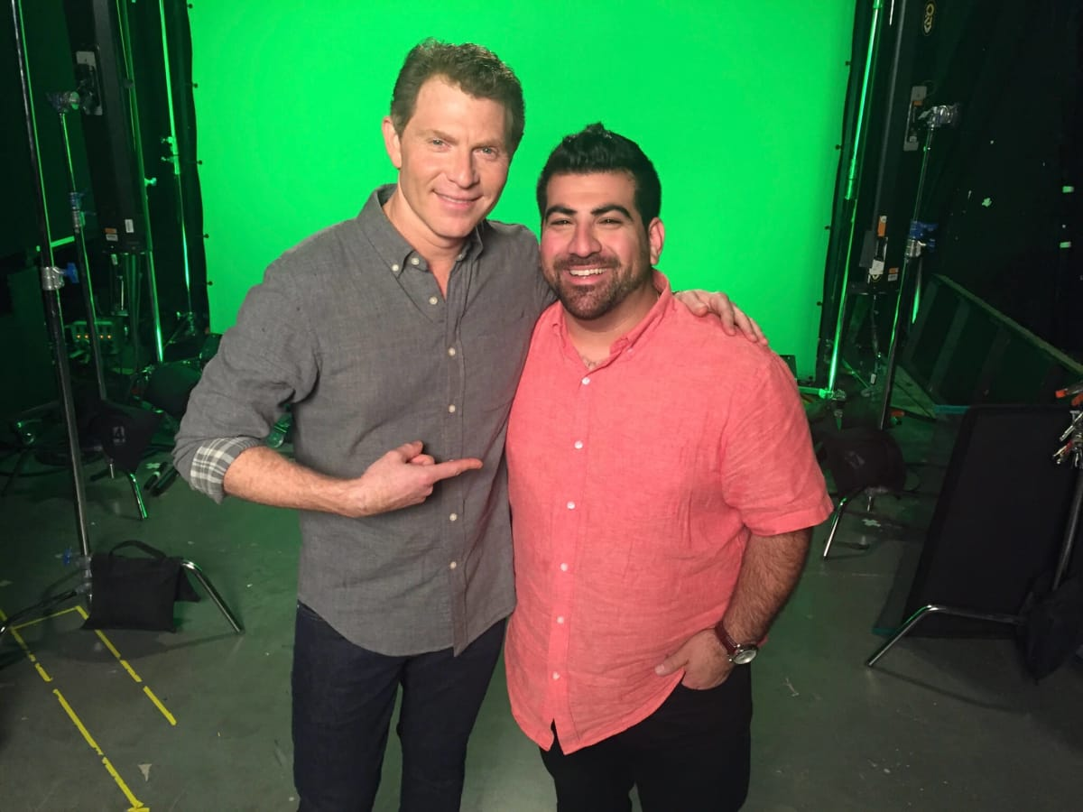 Houston chef who beat bobby flay makes for a lively podcast kevin naderi beat bobby flay m4hsunfo