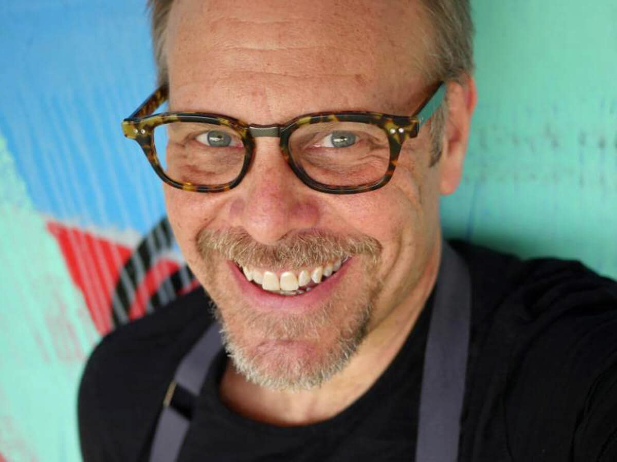 Alton Brown author photo