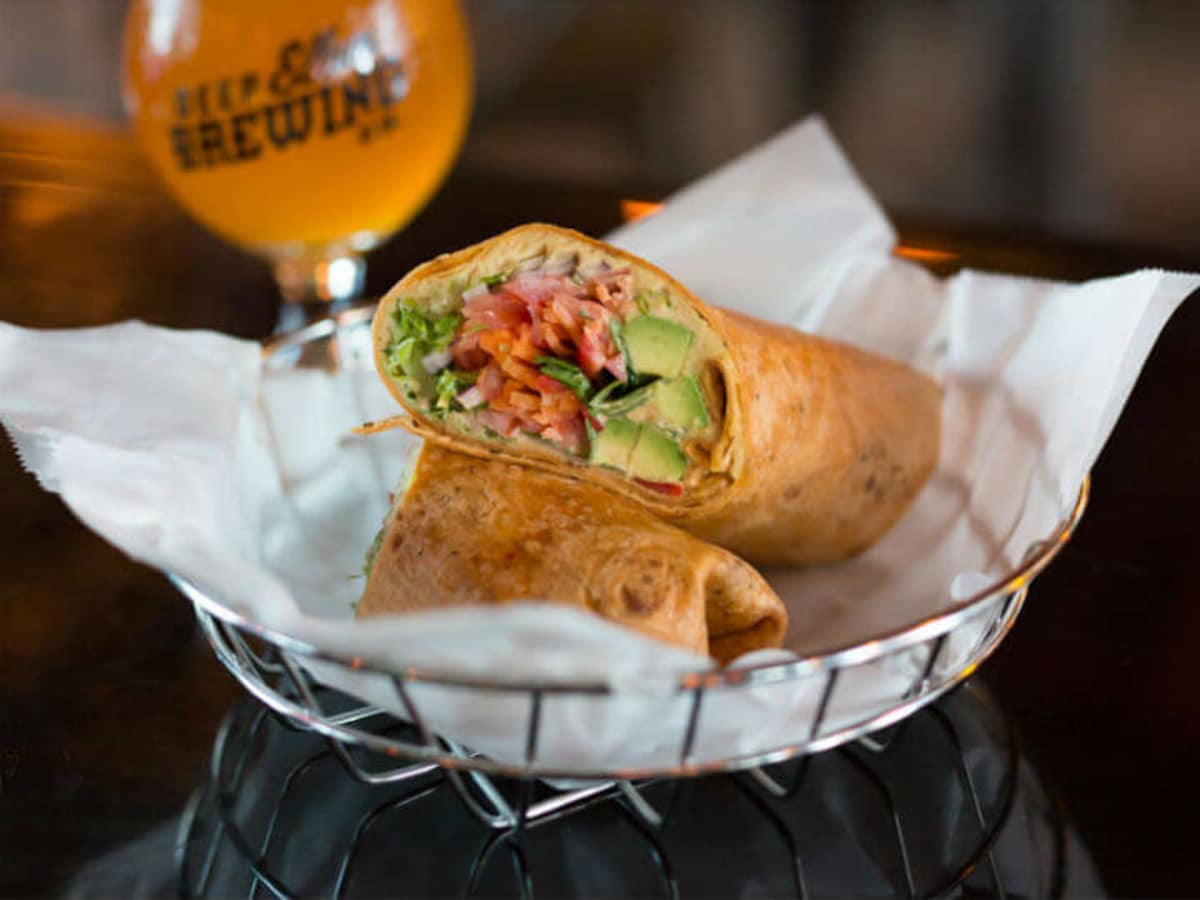 Deep Ellum Brewing Co wrap