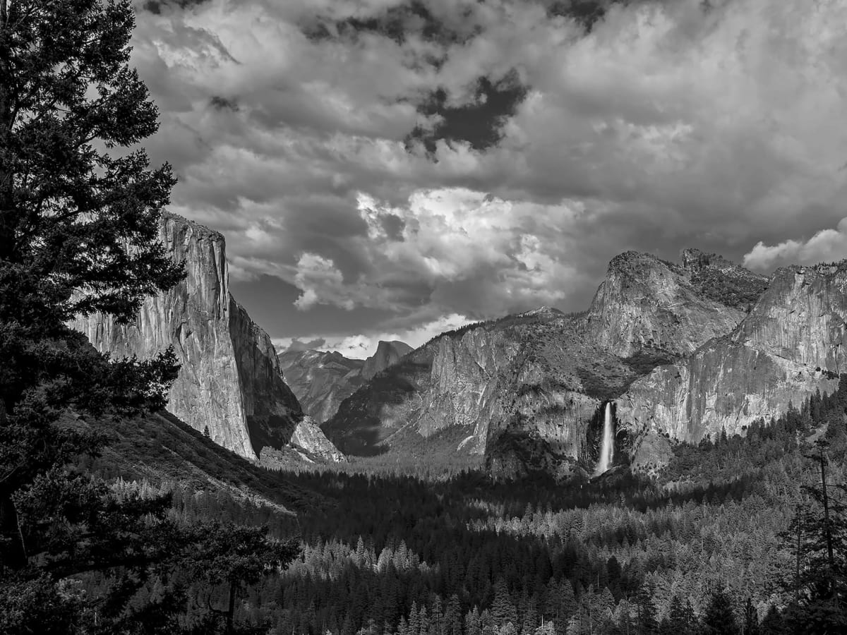 Mark Burns photo of Yosemite Valley