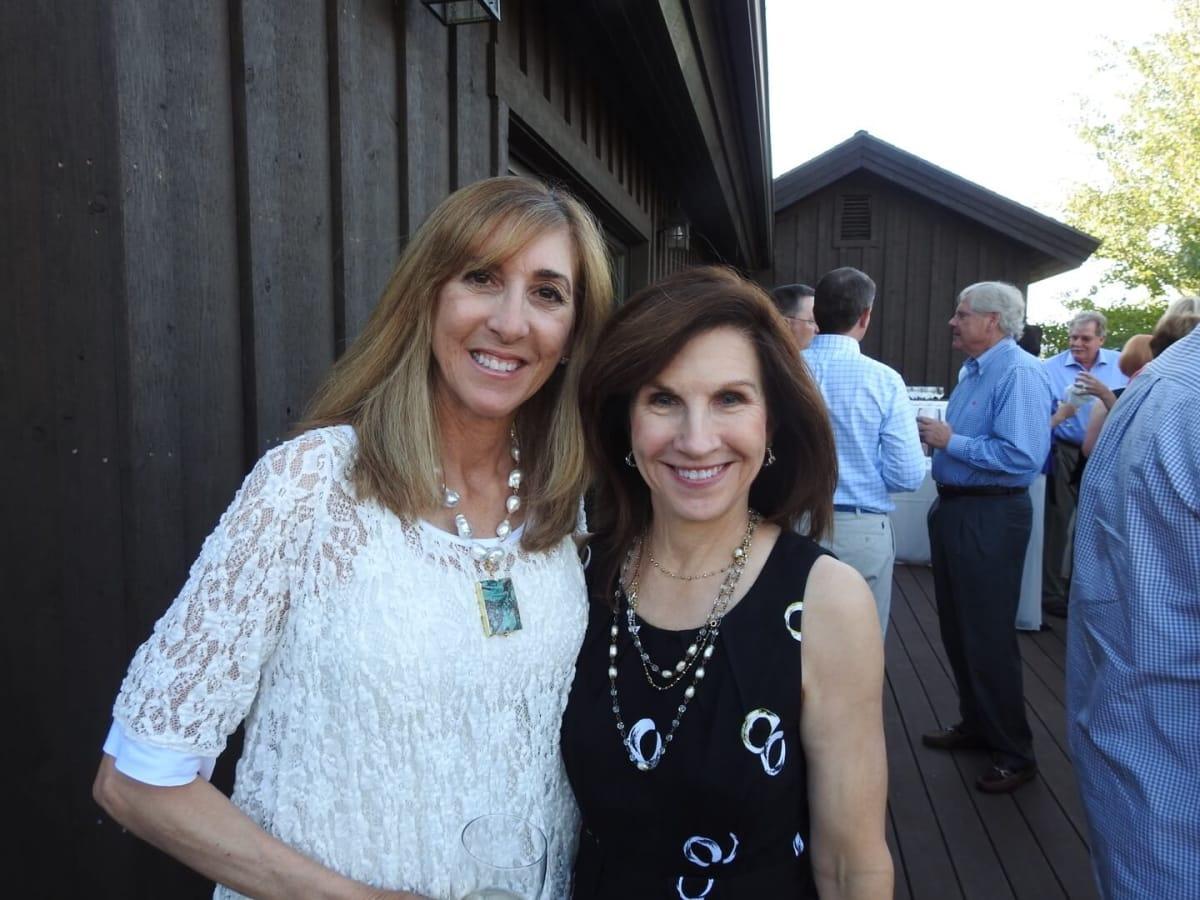 Carol Richardson and Sheila Hulme