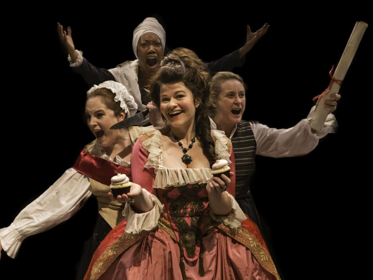 Main Street Theater presents The Revolutionists