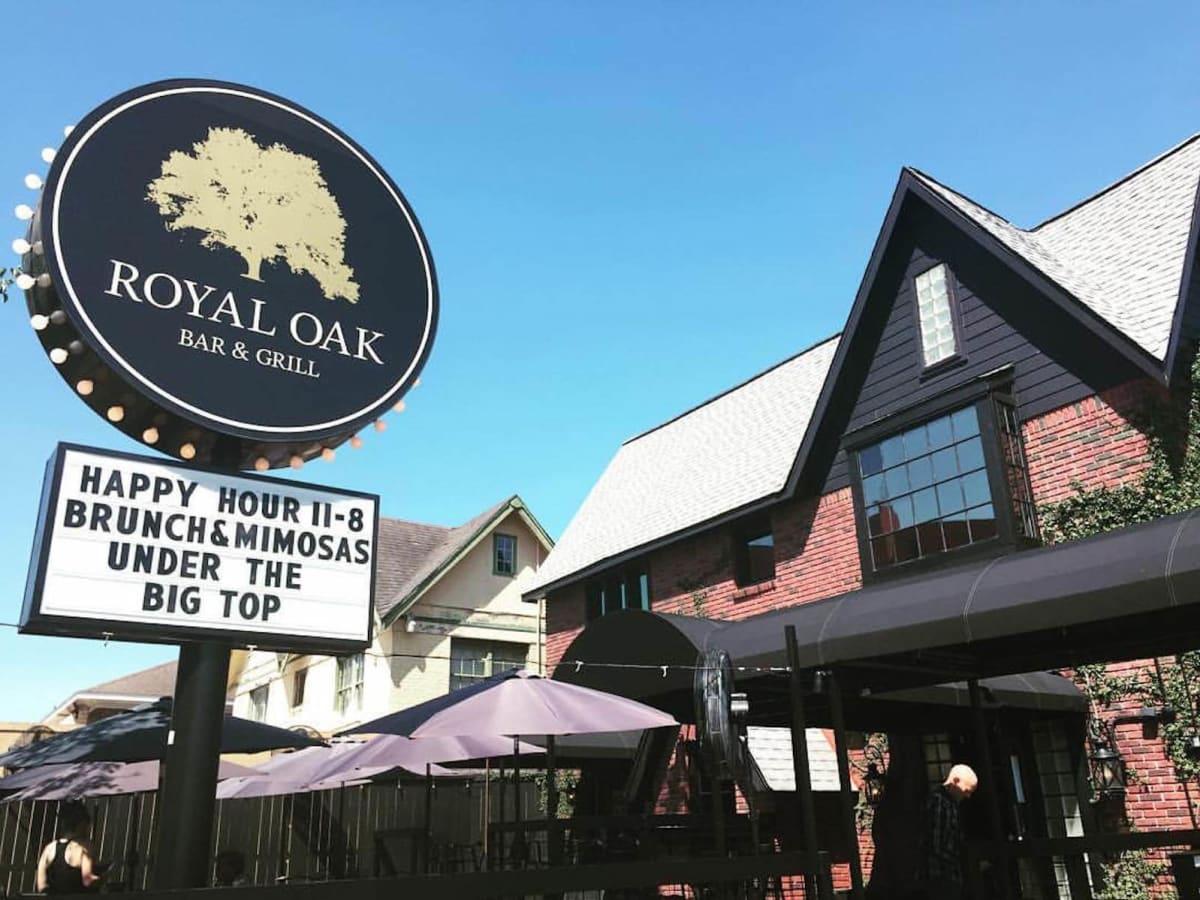 Royal Oak exterior