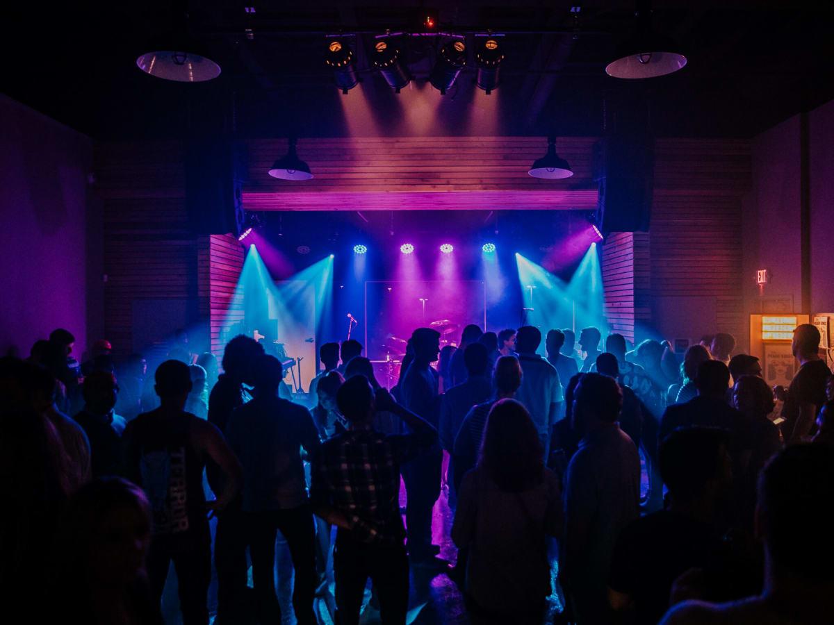 White Oak Music Hall Opening, 8/16