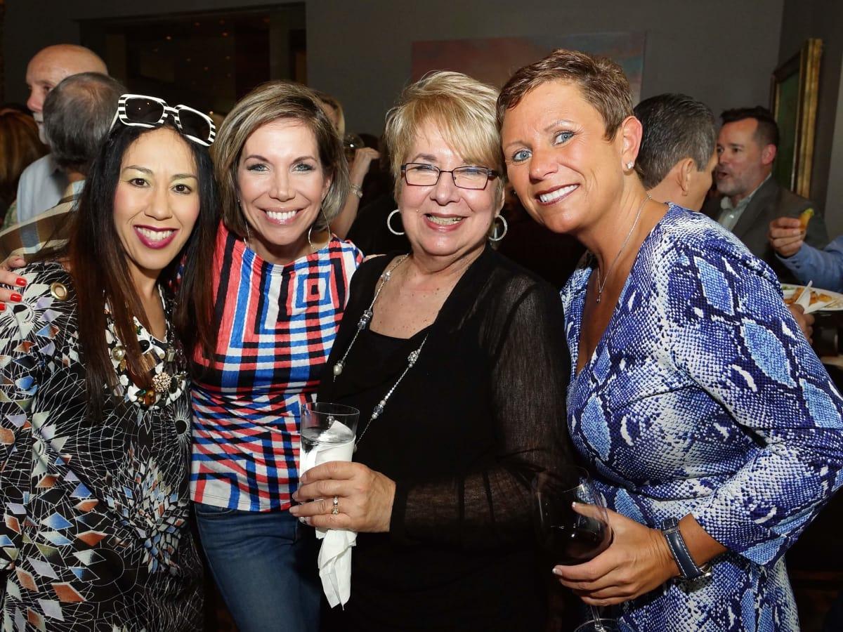 Roseann Rogers birthday, 8/16, alicia Matsushima, Roseann Rogers, Judy Rogers, Chari Beth White