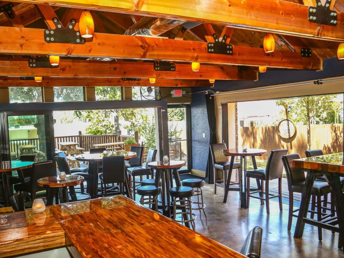 revelry kitchen bar interior - Revelry Kitchen