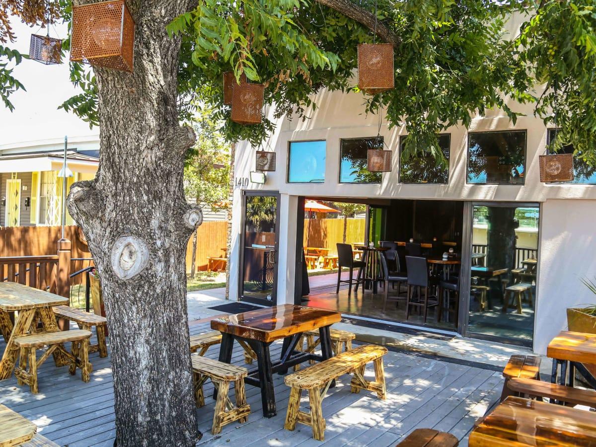 revelry kitchen bar patio - Revelry Kitchen