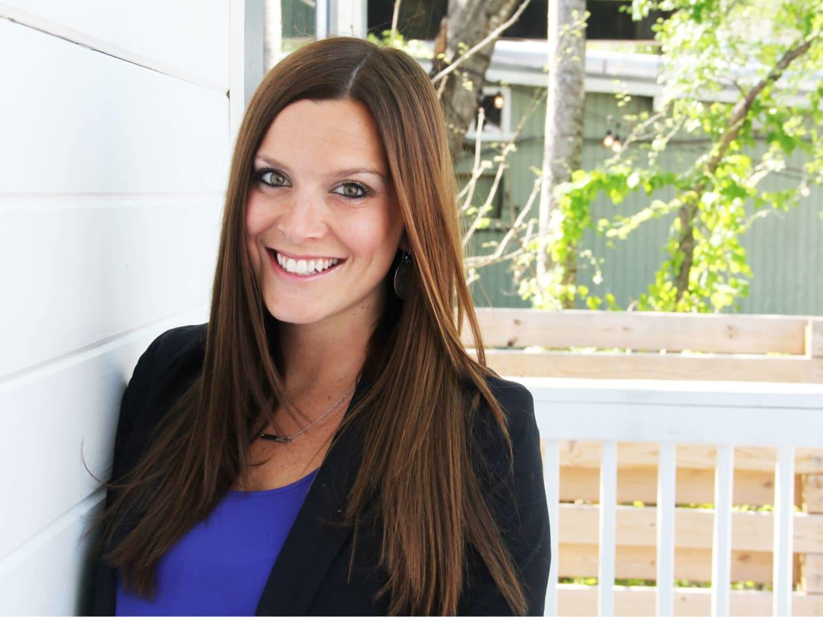 Bravelets founder Stephanie Hansen