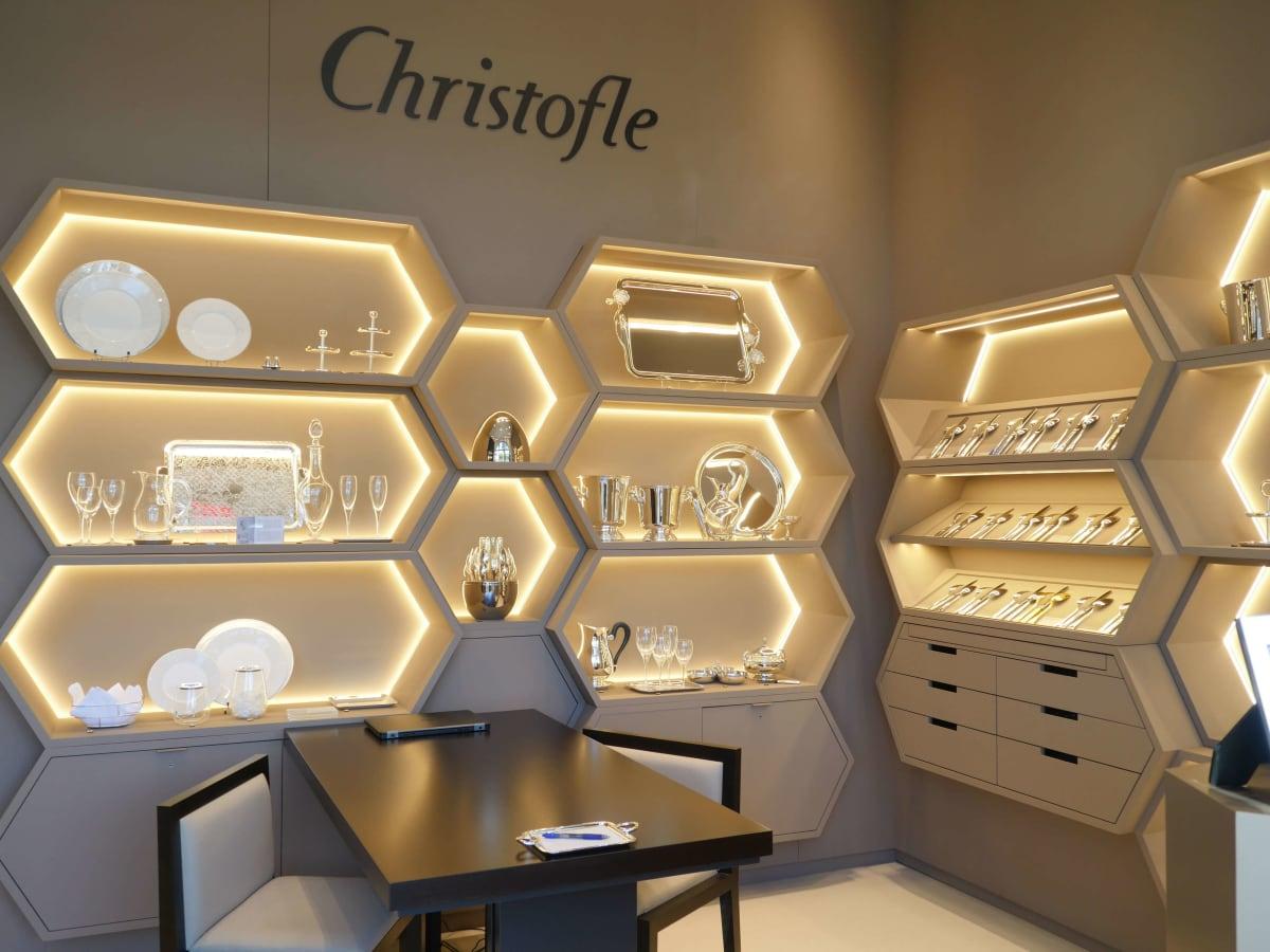 Christofle silversmiths