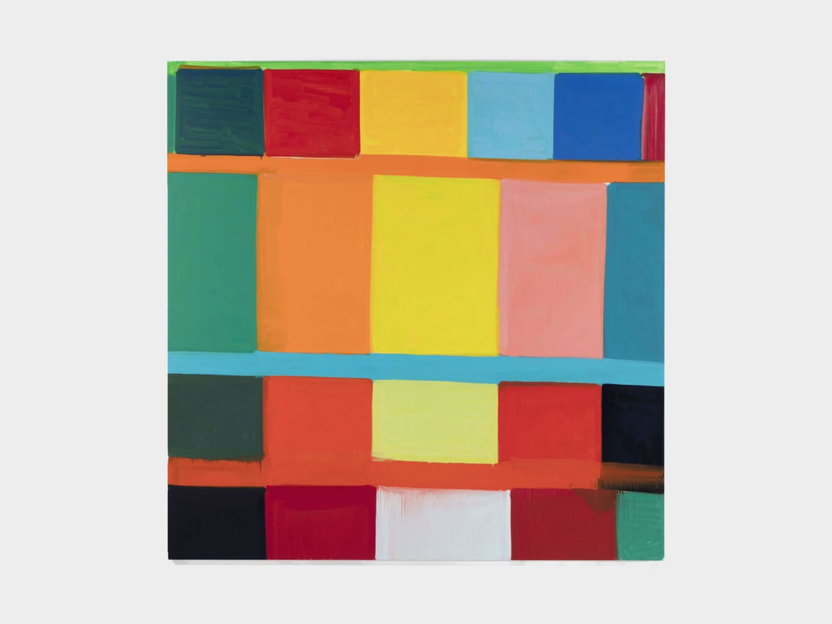 Modern Art Museum of Fort Worth presents FOCUS: Stanley Whitney