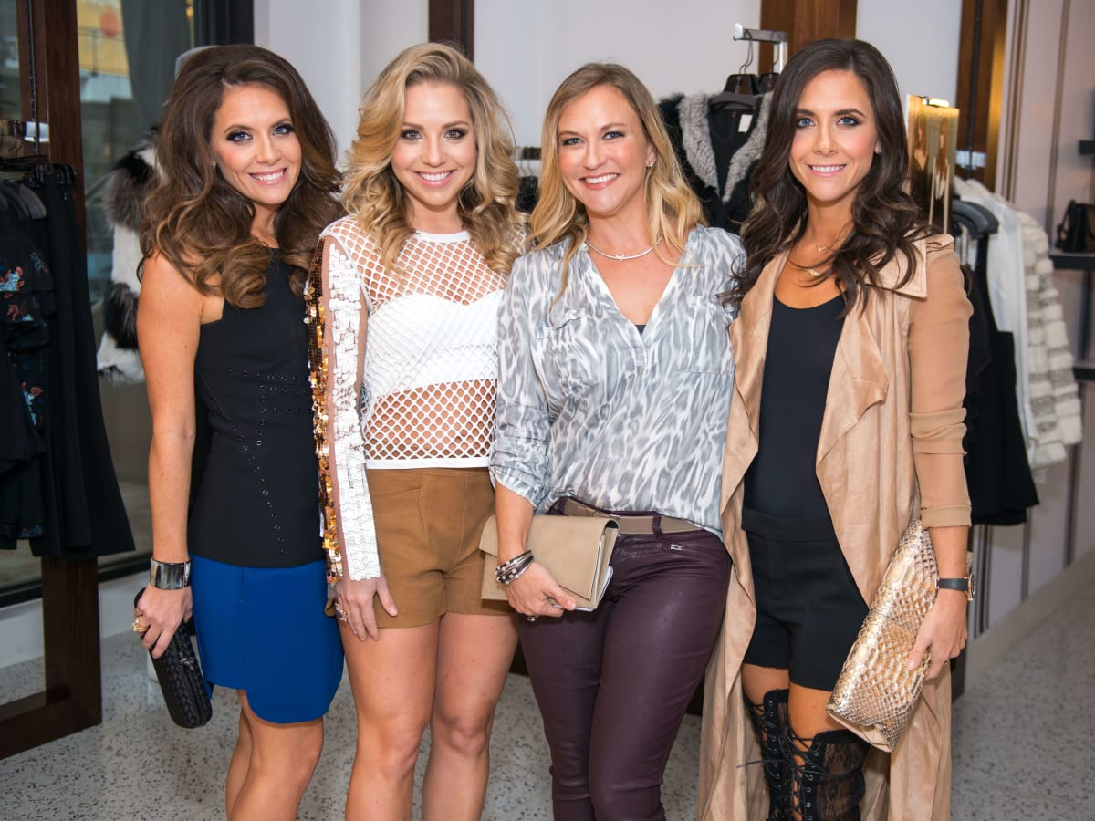 Fresh Faces of Fashion 8/16, Joanna Marks, Bria Wall, Amy Haymond, Hannah McNair
