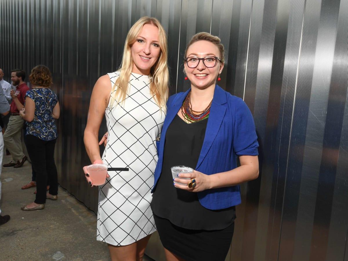 Contemporary Arts Museum YPs, 8/16, Anastasia Molodtsova, Alisa Vedenina