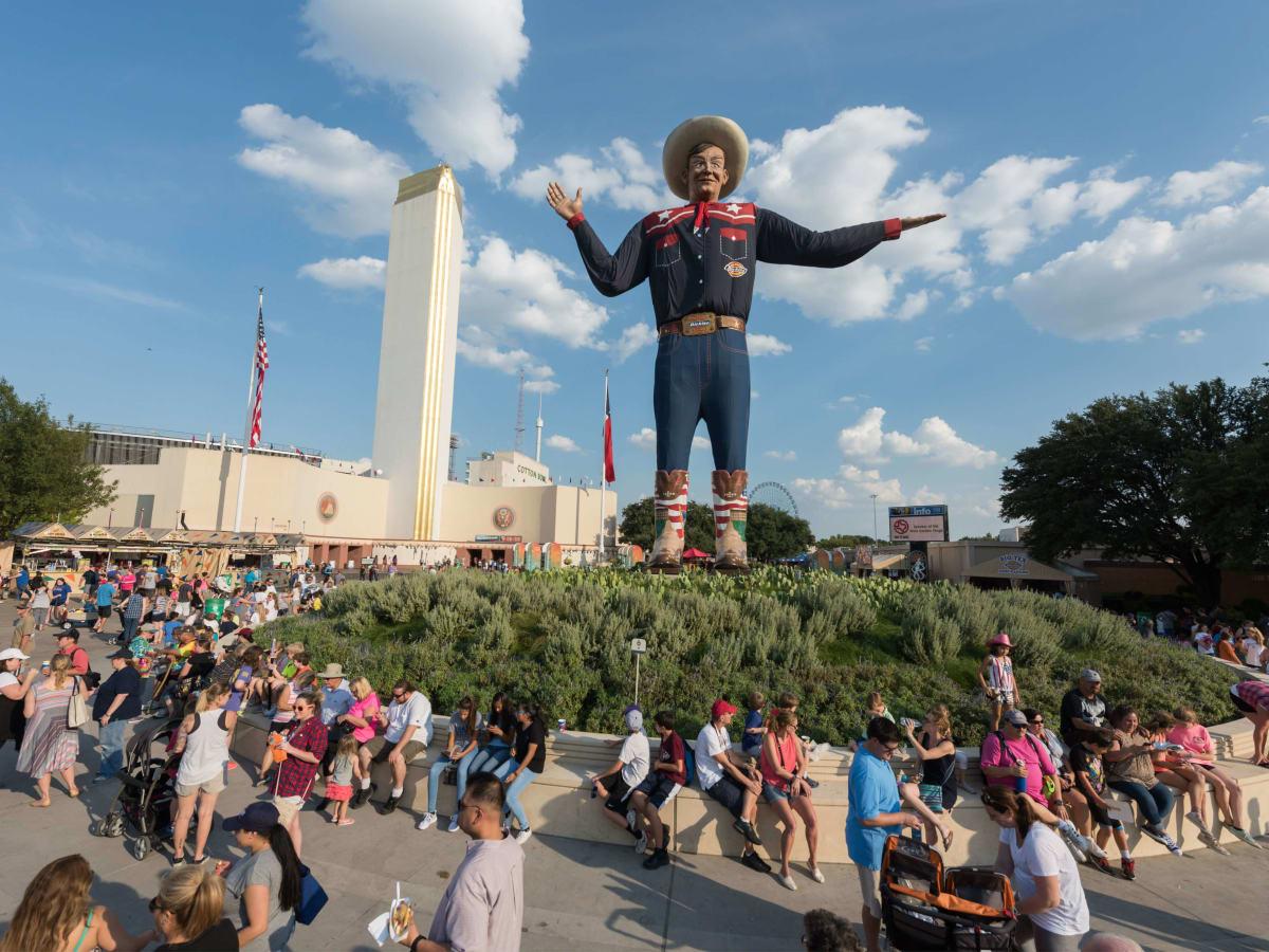 State Fair Big Tex