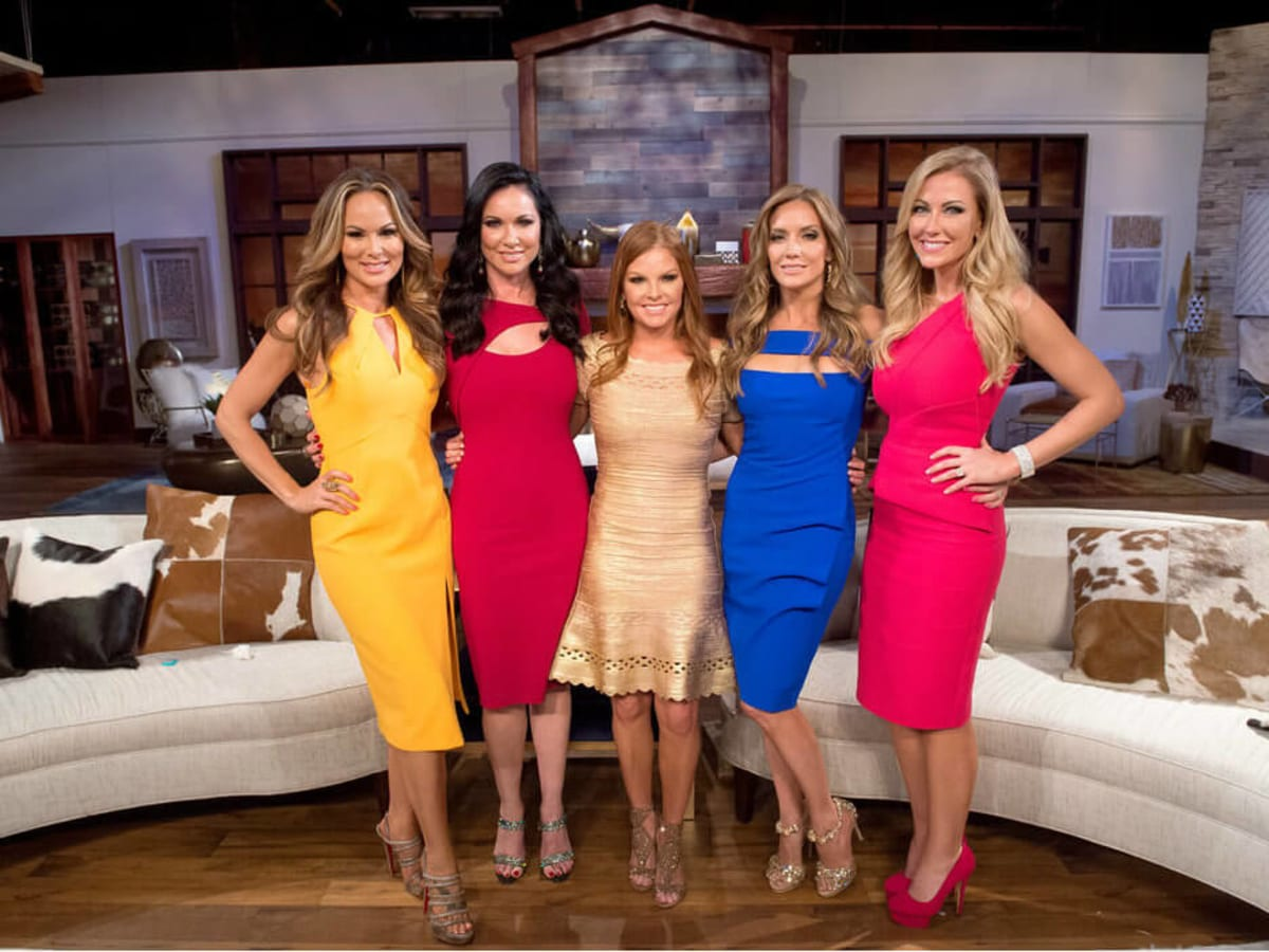 Real Housewives of Dallas reunion