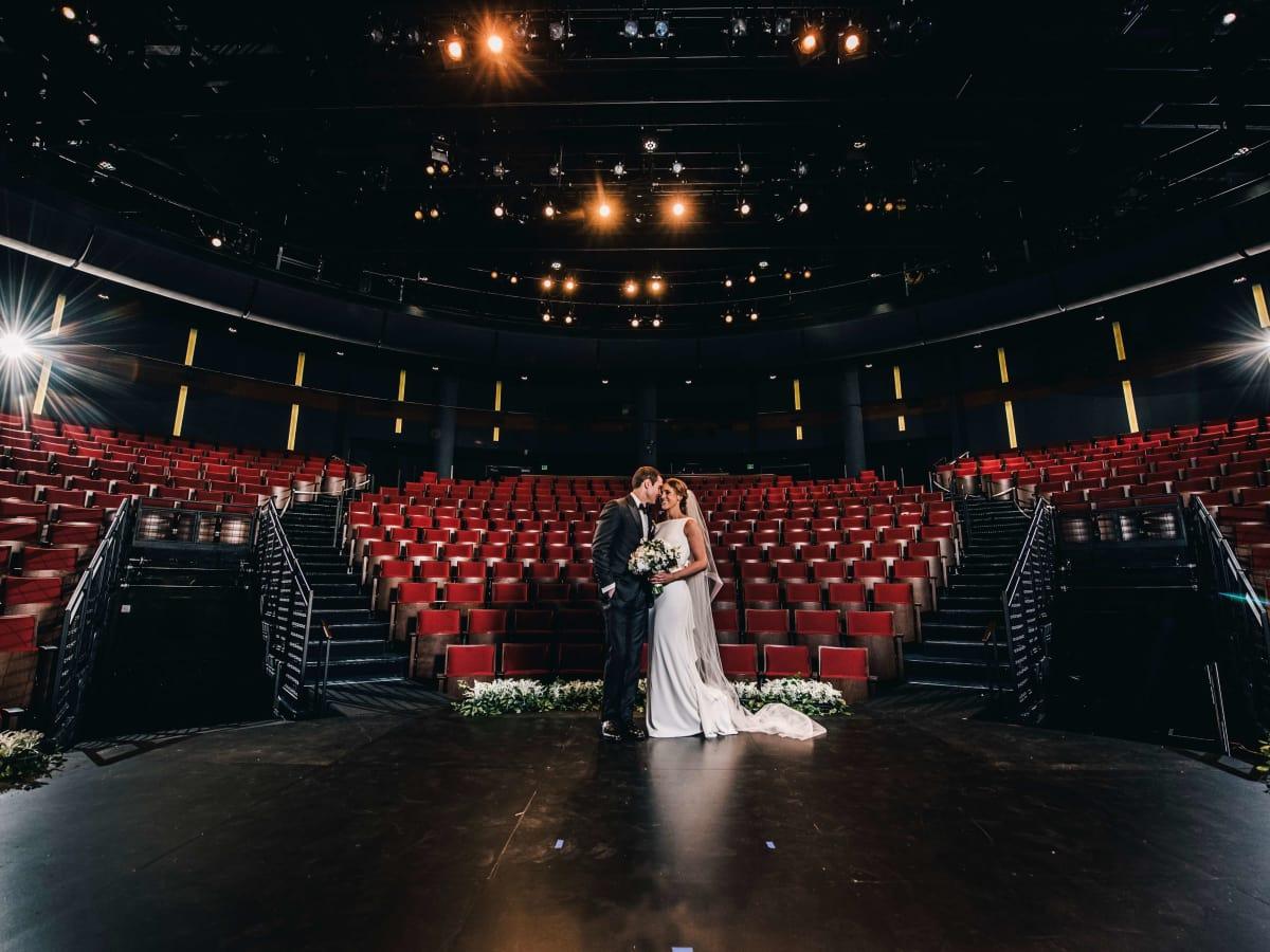 Cassie Matt Wedding Cover