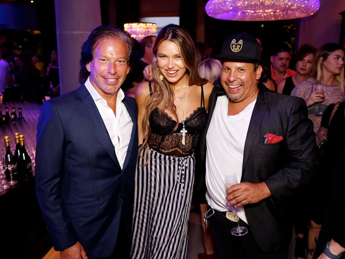 Rh Austin opening party Restoration Hardware 2016 Gary Friedman Bella Hunter Rene Ortiz
