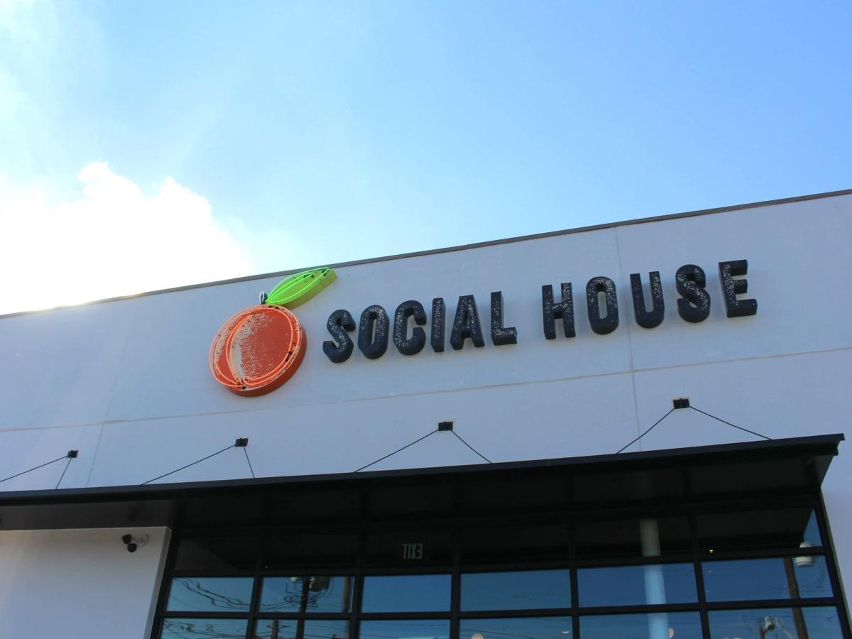 Peached Social House event venue