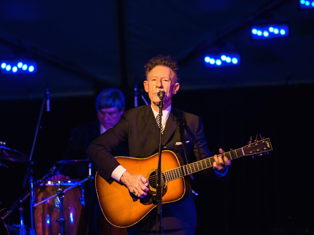 The Bryan Museum dinner, 9/16, Lyle Lovett
