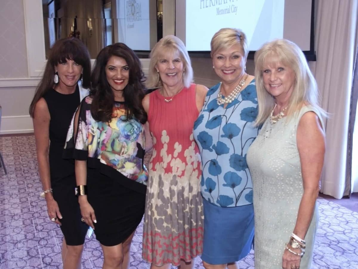 Women Driving Business 9/16 Sarah Cain, Dr. Shelena C. Lalji, Connie Inman, Terry Ammerman, Jeannie Bollinger
