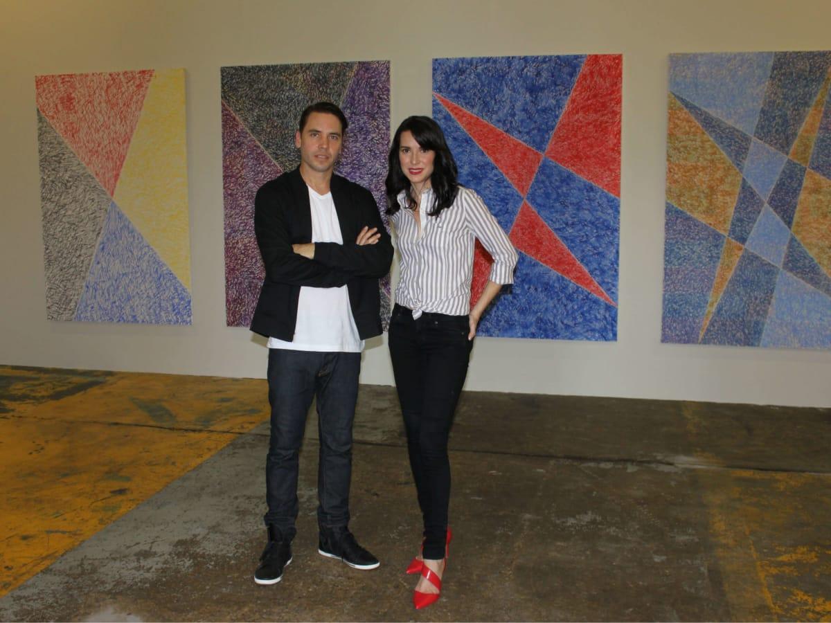The Box Company's Jason Koen and Nancy Koen