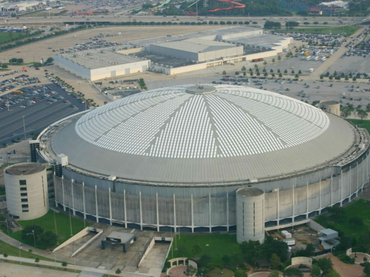 new future for the astrodome thanks to 105 million