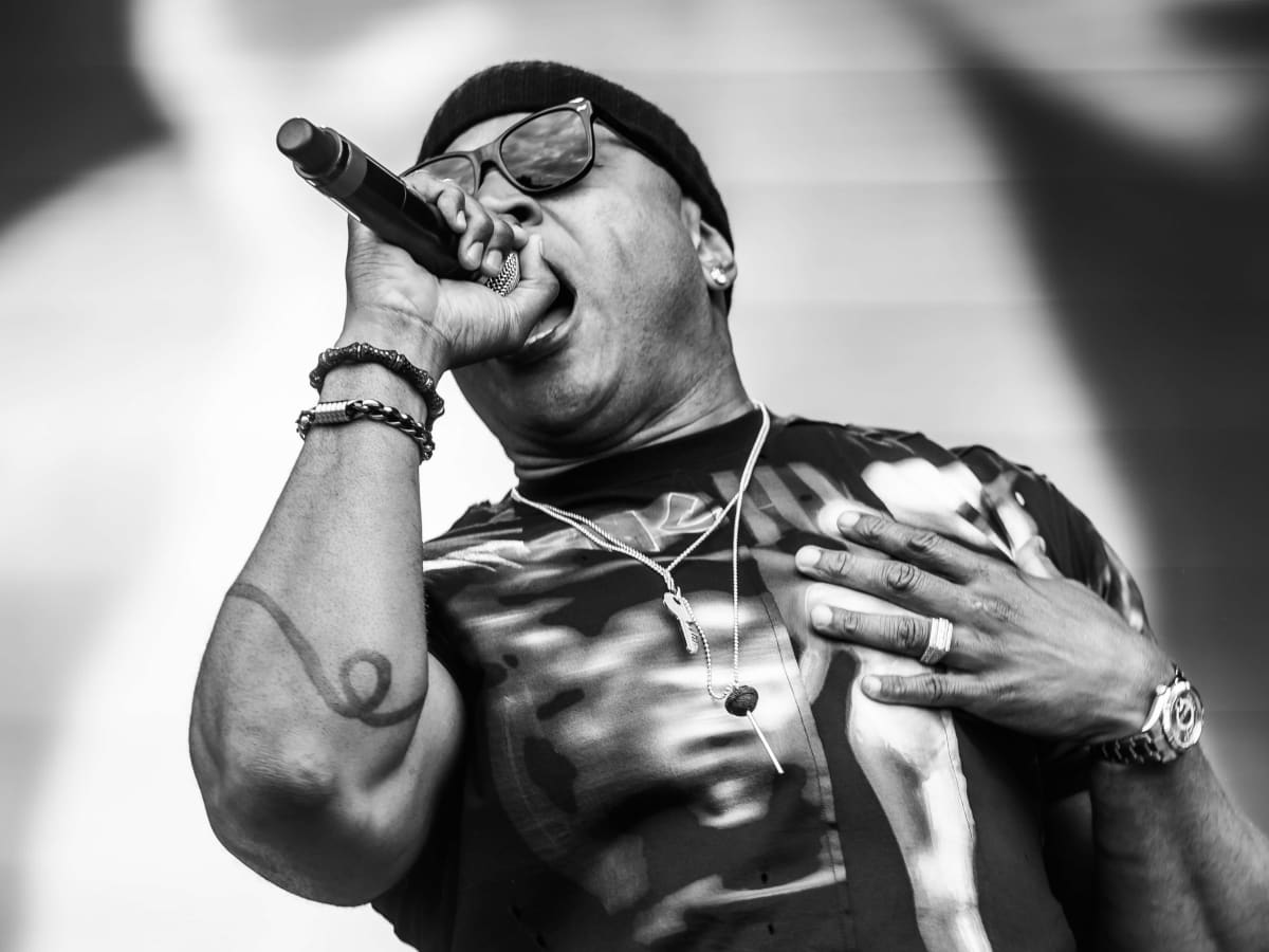 ACL Austin City Limits Music Festival 2016 LL Cool J