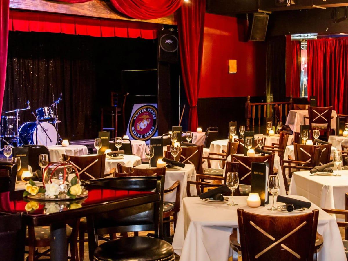 Brass House jazz bar Austin