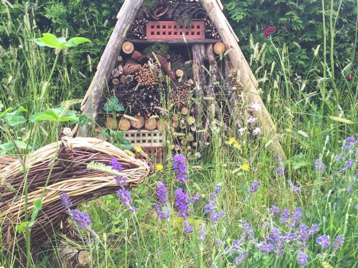 Genial Houzz Rustic Garden 2