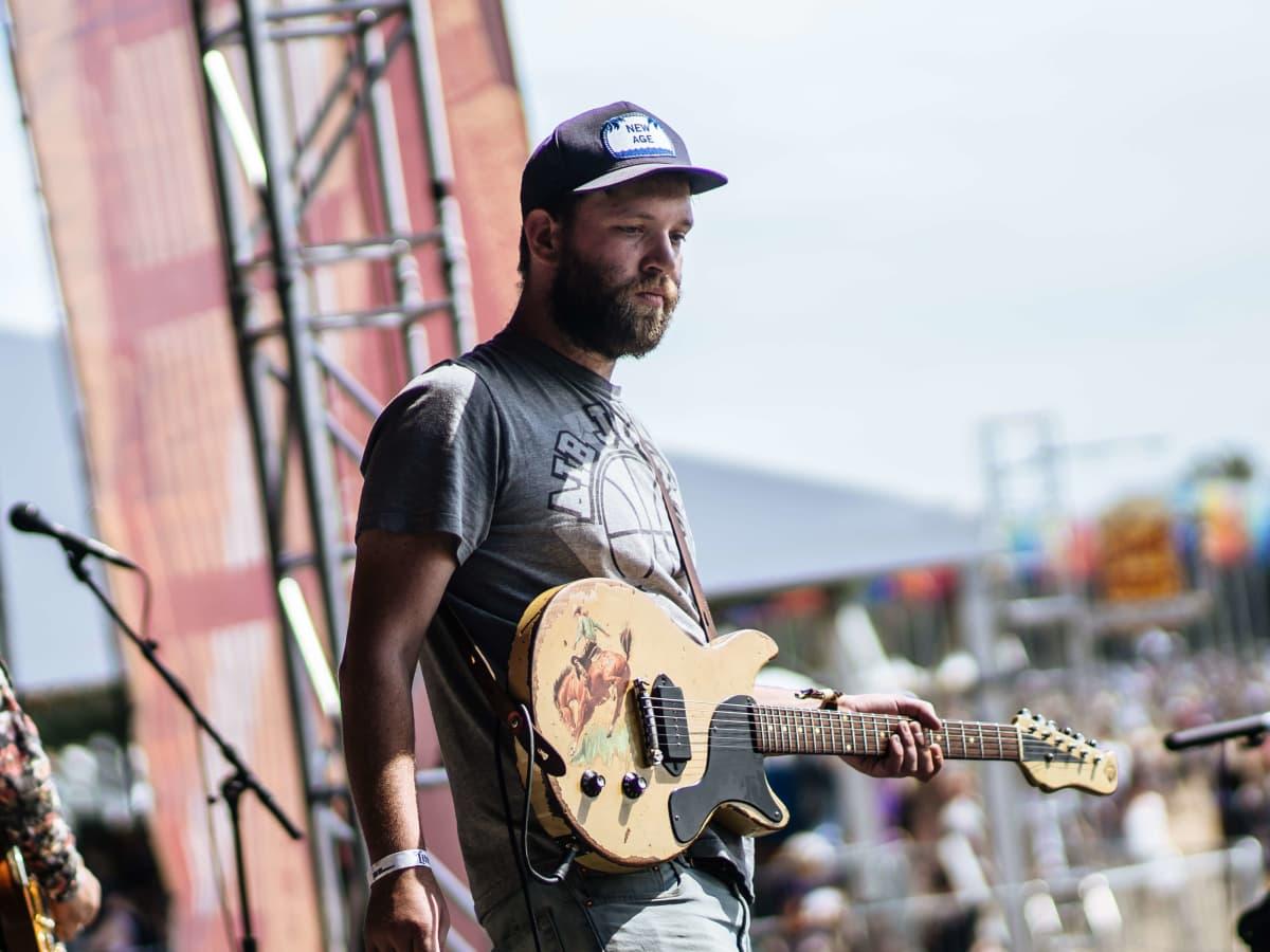ACL Austin City Limits Music Festival 2016 Caveman Matt Iwanusa