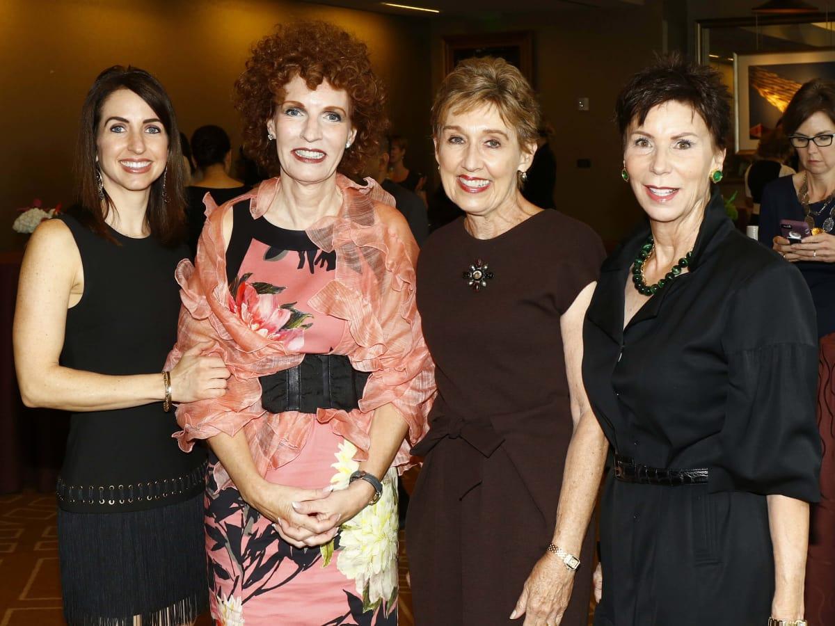 Emily Canete, Sarah Losinger, Suzy Gekiere, Di Johnston