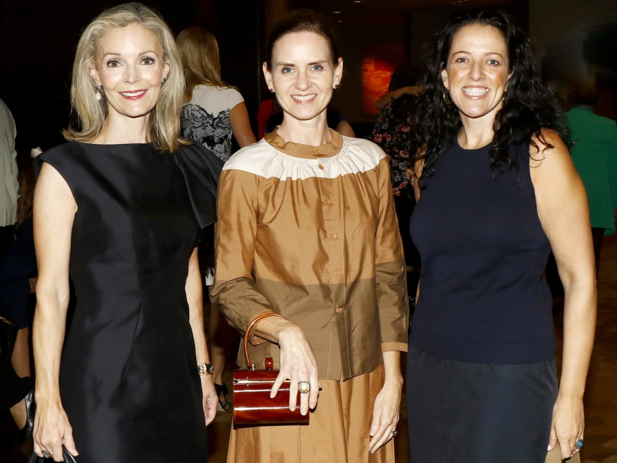 Katherine Coker, Wendy Kumpf, Kristina Wrenn