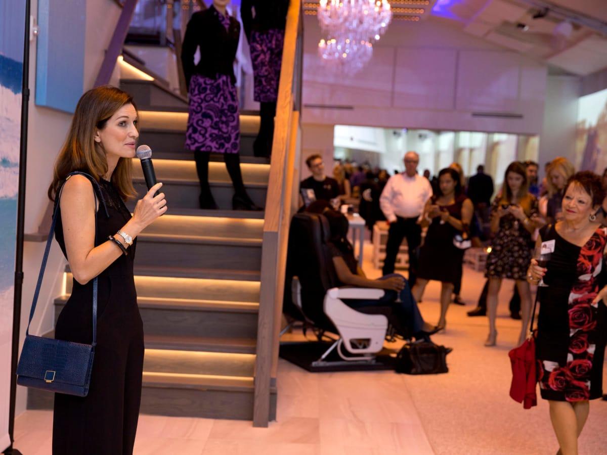 Houston, Australia Tourism event, Oct. 2016, Julie Earl-Levine