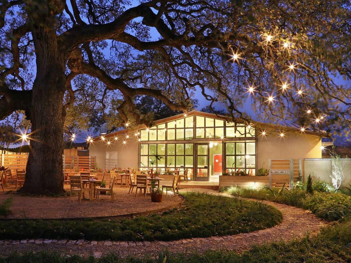 Vinaigrette Austin patio