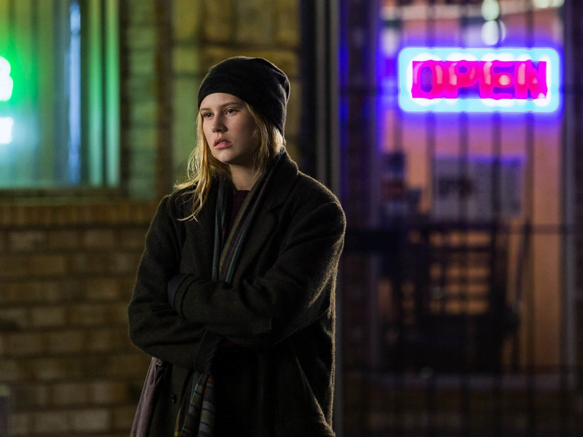 Danika Yarosh in Jack Reacher: Never Go Back