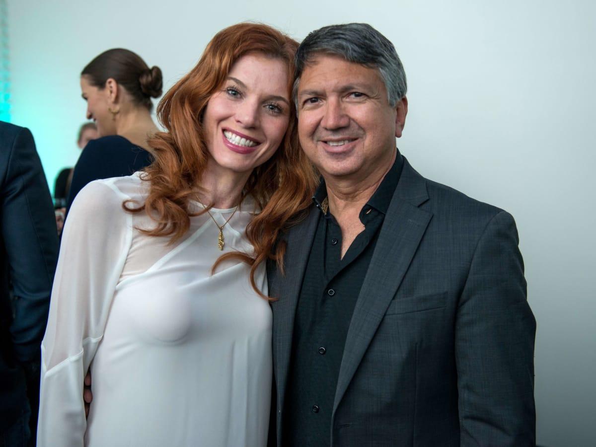 Houston, RYDE/Rose Foundation event, Oct. 2016, Cheryl Martin, Ron Trevino