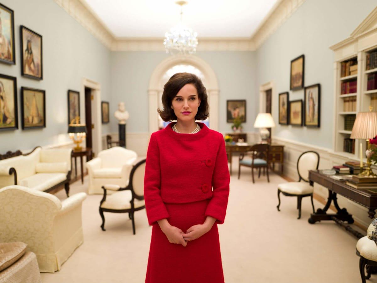 Natalie Portman as Jackie Kennedy in Jackie