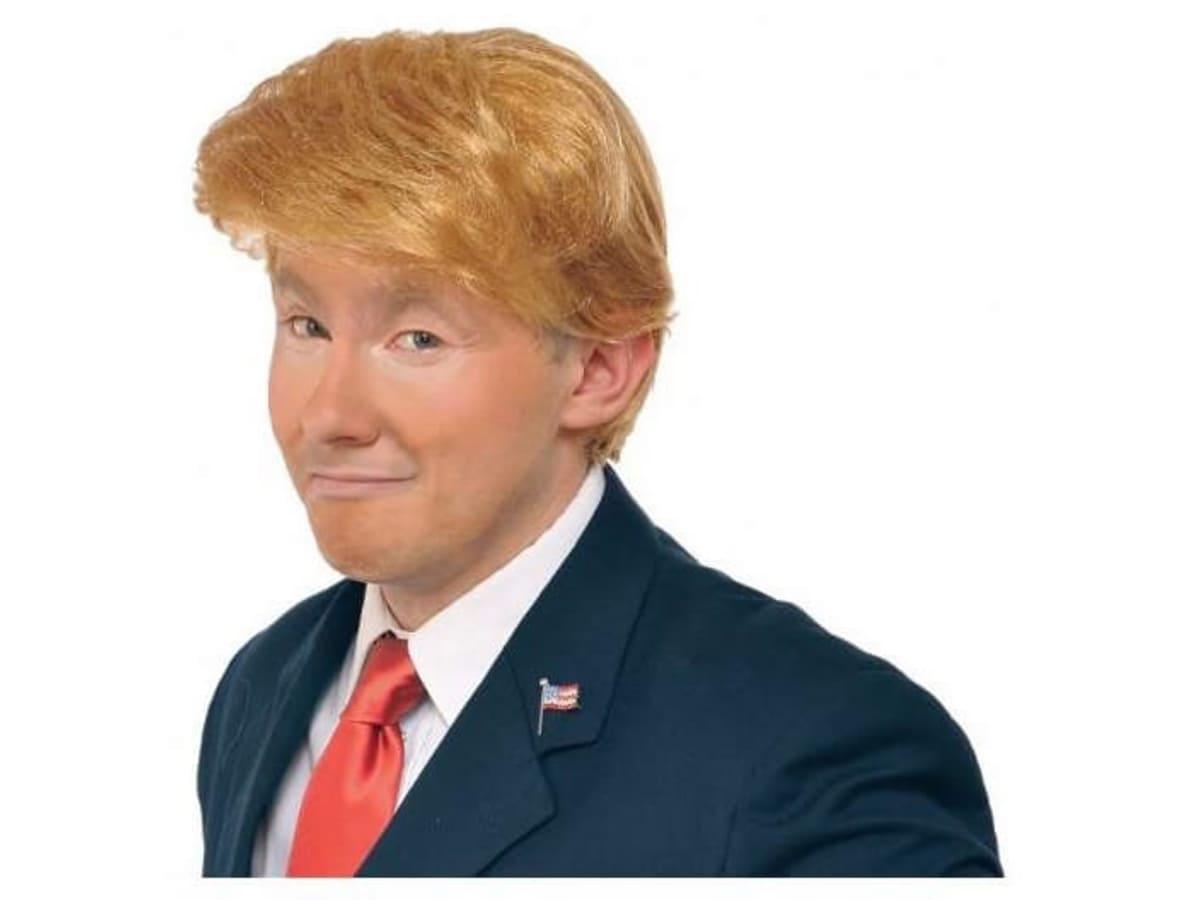 Donald Trump Halloween costume
