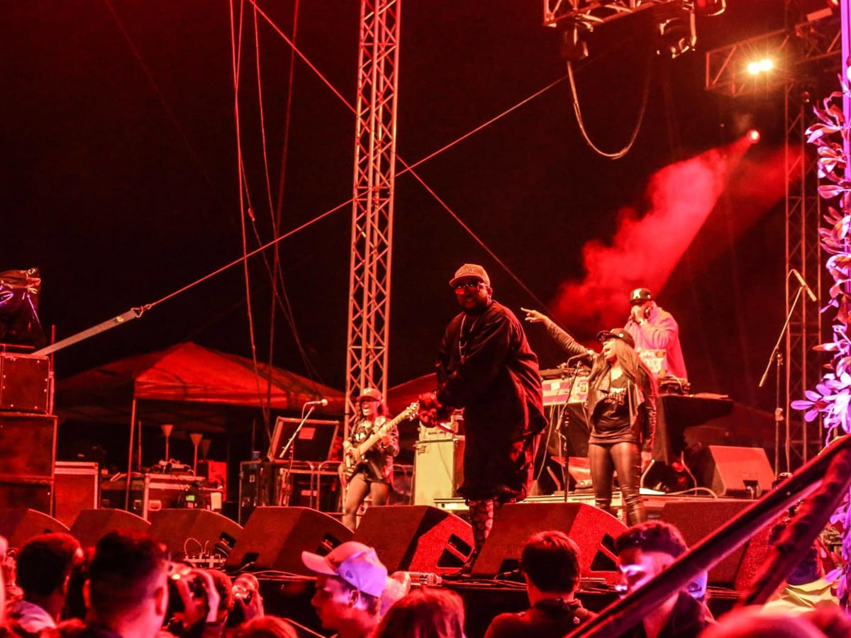 Sound on Sound Fest 2016 Day 2 Big Boi