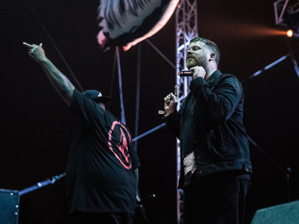 Sound on Sound Fest 2016 Run the Jewels
