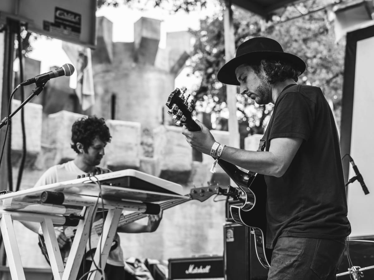 Sound on Sound Fest 2016 Small Black