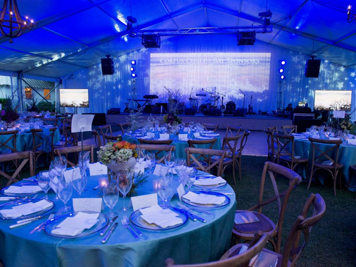 Toast the Coast/Interior, Nature Conservancy Gala