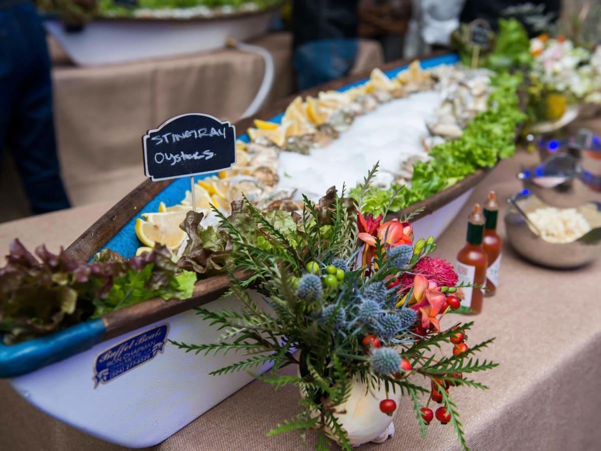 Toast the Coast/Food, Nature Conservancy Gala