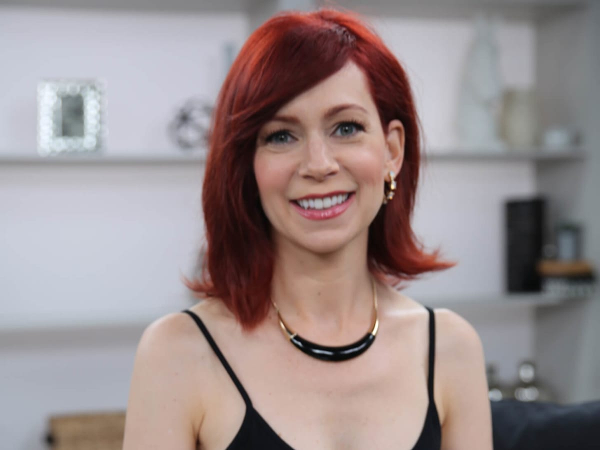 HCAF 2016 Happy Lucky Carrie Preston